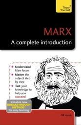Marx: A Complete Introduction: Teach Yourself ebook by Gill Hands