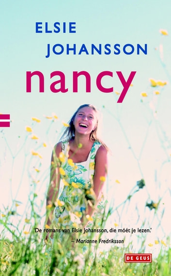 Nancy ebook by Elsie Johansson