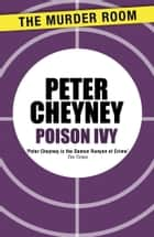 Poison Ivy ebook by Peter Cheyney