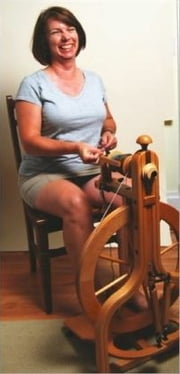 A Beginners Guide to Spinning and Weaving ebook by Manny Venito