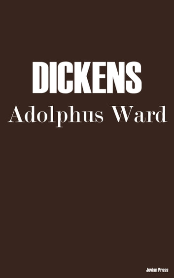 Dickens ebook by Adolphus Ward
