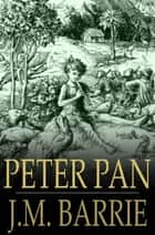 Peter Pan - Peter and Wendy ebook by J. M. Barrie
