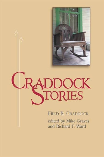 Craddock stories ebook by Fred B. Craddock