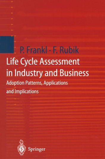 application of life cycle assessment in Application of life cycle and exposure assessment tools to alternatives analysis dr sangwon suh & dr arturo keller 2.