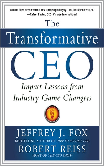 How To Become A Ceo Ebook