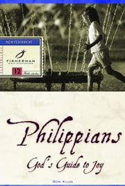 Philippians - God's Guide to Joy ebook by Ronald Klug