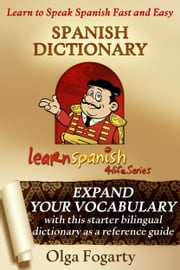 Spanish Dictionary ebook by Olga Fogarty