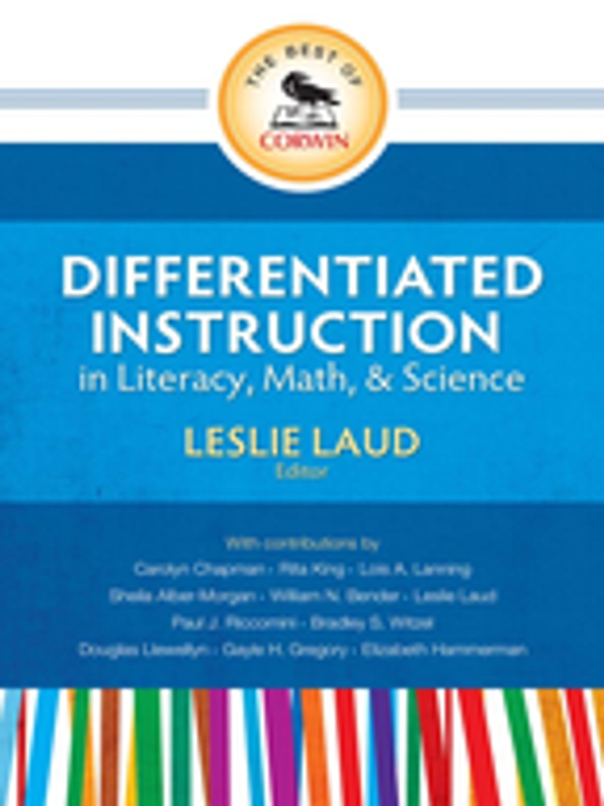 The Best Of Corwin Differentiated Instruction In Literacy Math