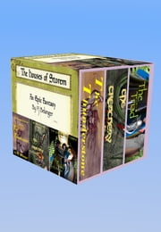 The Houses of Storem Box Set - An Epic Fantasy Trilogy ebook by Pj Belanger