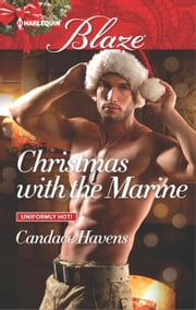 Christmas with the Marine Ebook di Candace Havens