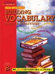 Building Vocabulary Skills and Strategies Level 8 ebook by Quinley, Elliott