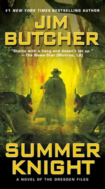 Summer Knight ebook by Jim Butcher