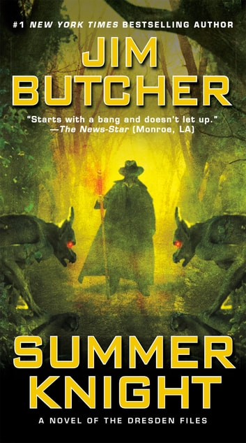 Summer Knight 電子書 by Jim Butcher