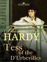 Tess of the d'Urbervilles ebook by Thomas Hardy,Thomas Hardy