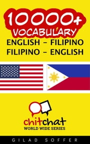 10000+ Vocabulary English - Filipino