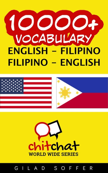 10000+ Vocabulary English - Filipino ebook by Gilad Soffer