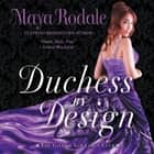 Duchess by Design - The Gilded Age Girls Club audiobook by Maya Rodale