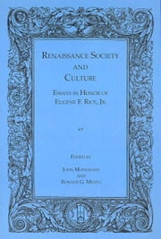 Index to Renaissance Society and Culture ebook by Kobo.Web.Store.Products.Fields.ContributorFieldViewModel