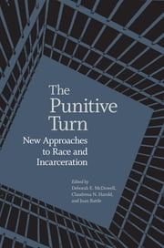 The Punitive Turn - New Approaches to Race and Incarceration ebook by Deborah E. McDowell,Claudrena N. Harold,Juan Battle