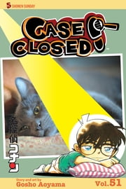 Case Closed, Vol. 51 - The Cat Who Read Japanese ebook by Gosho Aoyama