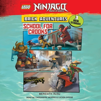 Lego Ninjago Brick Adventures 2 School For Crooks