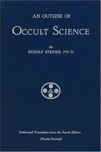 An Outline of Occult Science eBook by Rudolf Steiner