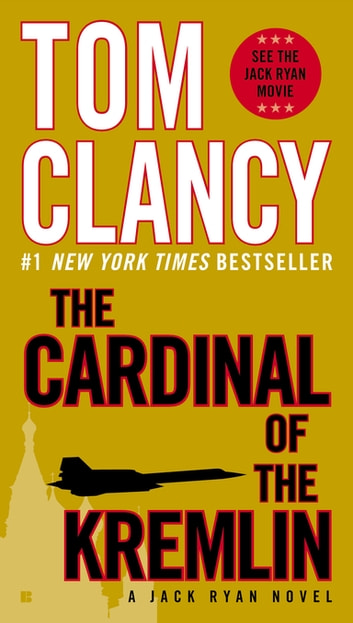 The Cardinal of the Kremlin ebook by Tom Clancy