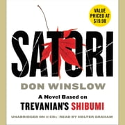 Satori audiobook by Don Winslow