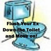 Flush your Ex Down the Toilet and Move on (self help) ebook by Dr. Mama Love