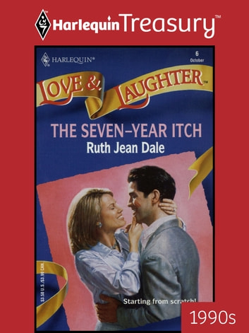 The Seven-Year Itch ebook by Ruth Jean Dale