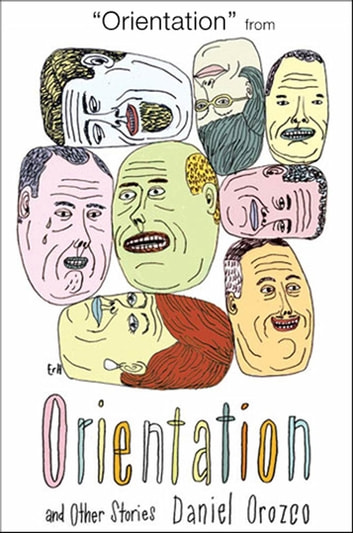 Orientation - And Other Stories ebook by Daniel Orozco