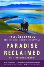 Paradise Reclaimed ebook by Halldor Laxness