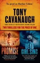 Darian Richards Crime Files ebook by Tony Cavanaugh