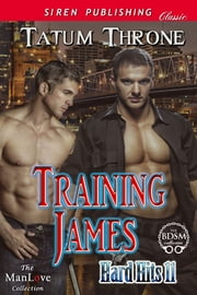 Training James ebook by Tatum Throne