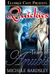 Tears of Anubis ebook by Michele Bardsley