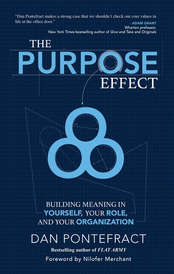 The Purpose Effect - Building Meaning in Yourself, Your Role and Your Organization ebook by Dan Pontefract