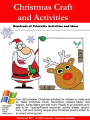 Christmas Craft Printable Activities ebook by Faust, Sally