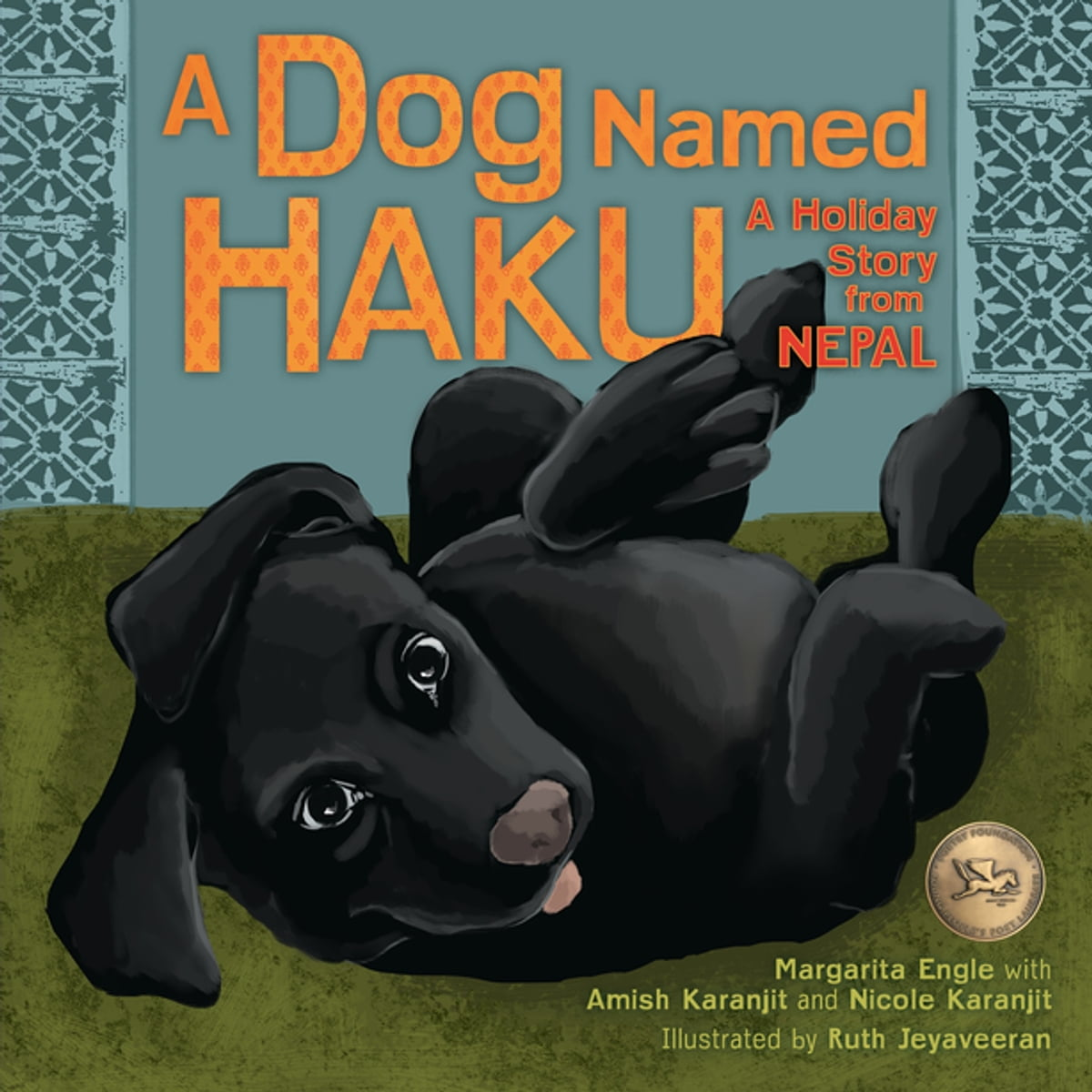 A Dog Named Haku ebook by Margarita Engle - Rakuten Kobo