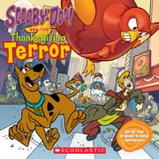 Scooby-Doo and the Thanksgiving Terror ebook by Mariah Balaban