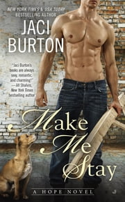 Make Me Stay ebook by Jaci Burton