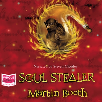 Soul Stealer audiobook by Martin Booth