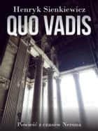 Quo Vadis (Polish Edition) ebook by Henryk Sienkiewicz