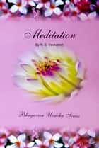 Meditation ebook by N. S. Venkatesh