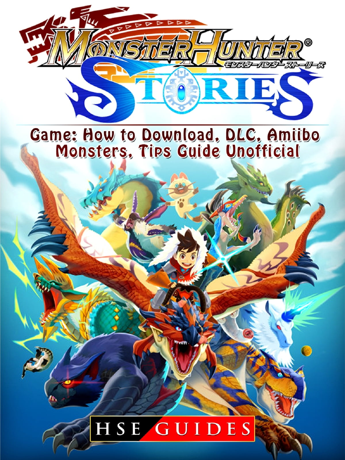 Monster Hunter Stories Game How To Download Dlc Amiibo