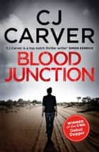 Blood Junction - The dark and gripping award-winning thriller ebook by CJ Carver