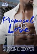 Proposal for Love ebook by Sharon C. Cooper