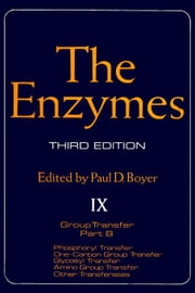 The Enzymes ebook by Unknown, Author