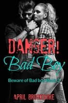 Danger! Bad Boy ebook by April Brookshire