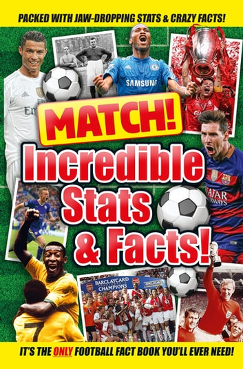 Match! Incredible Stats and Facts ebook by Macmillan Children's Books