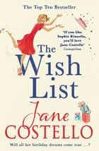 The Wish List ebook by Jane Costello